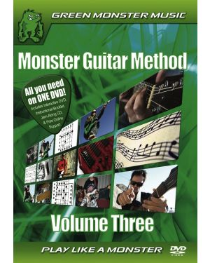 MGM Volume 3 DIGITAL COPY front cover