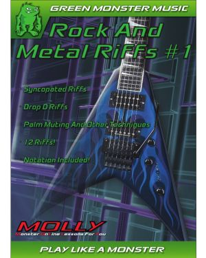 MOLLY Rock and Metal Riffs