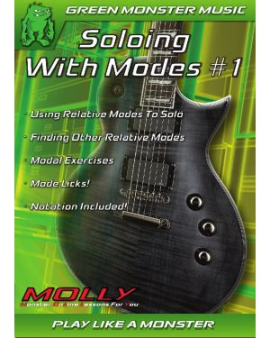 MOLLY Soloing with Modes pt. 1: Relative