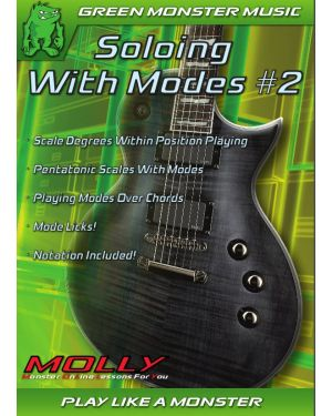 MOLLY Soloing with Modes pt. 2: Parallel