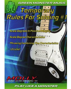 MOLLY Temporary Rules #1: Scale Degrees